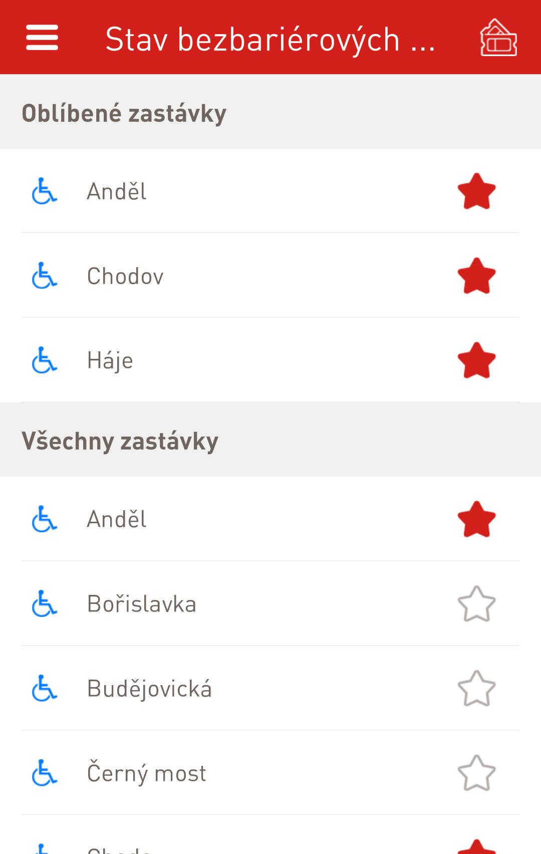 DPP - aplikace screenshot 1