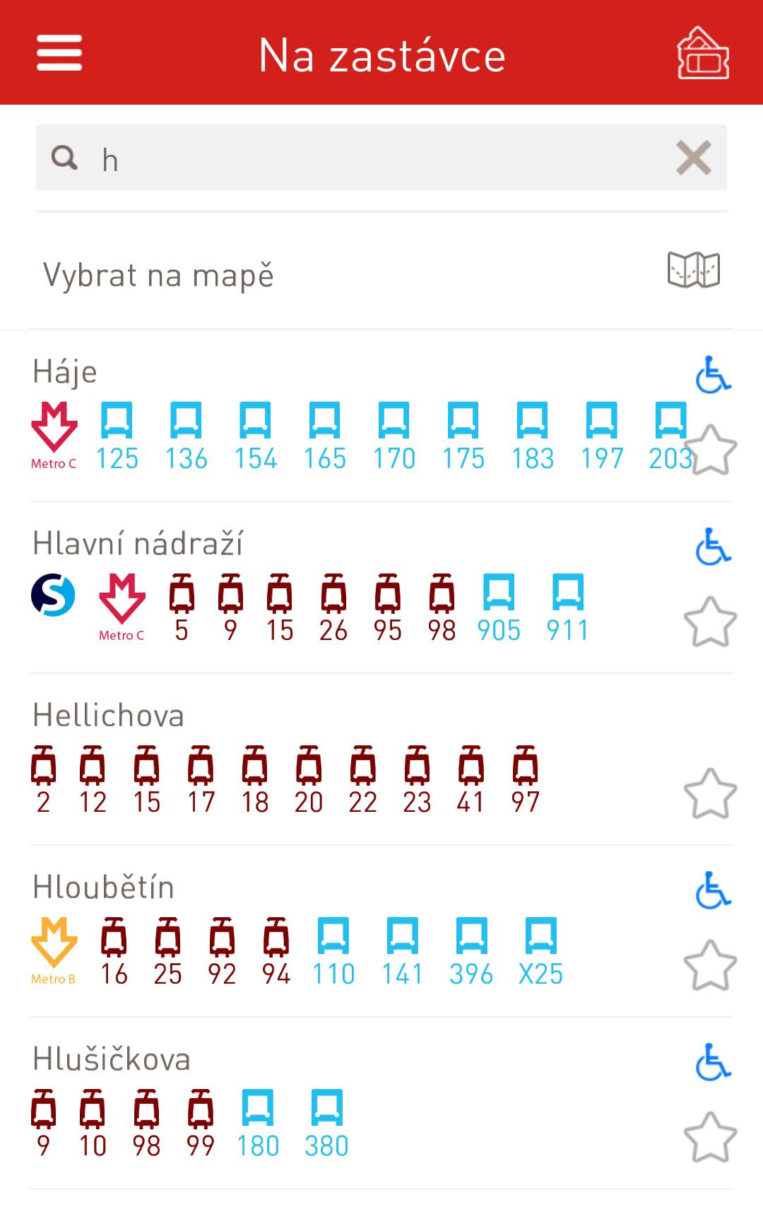 DPP - aplikace screenshot 7