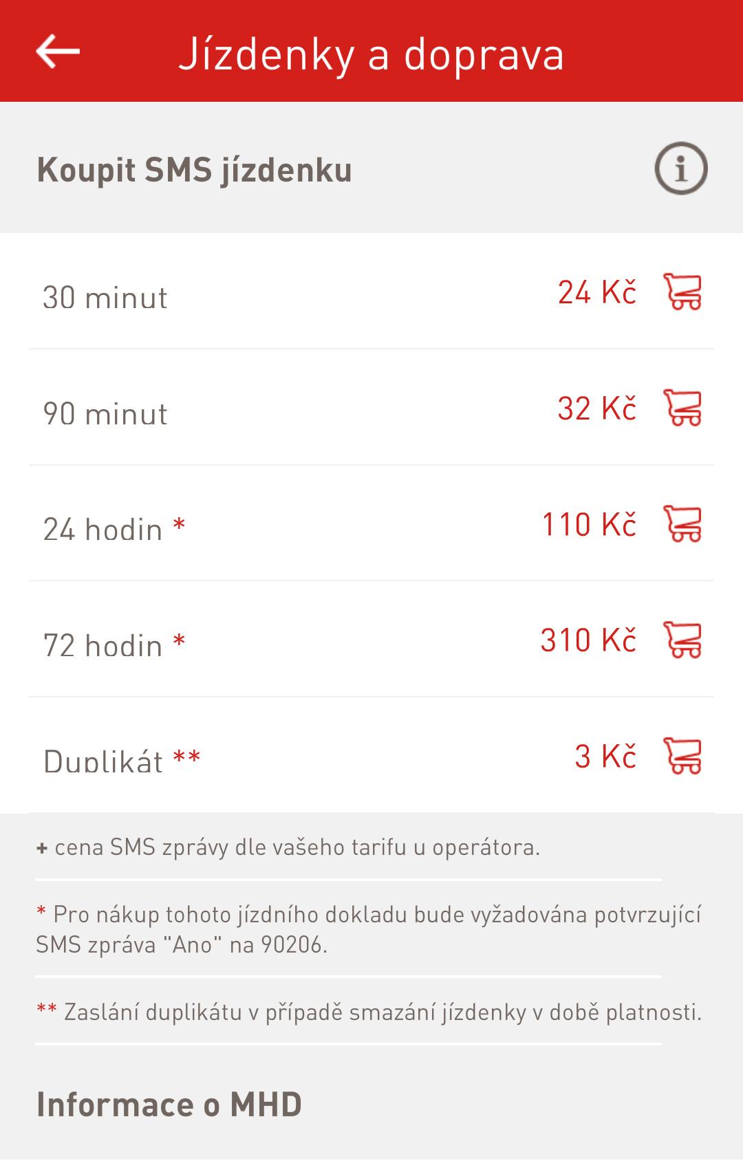 DPP - aplikace screenshot 8