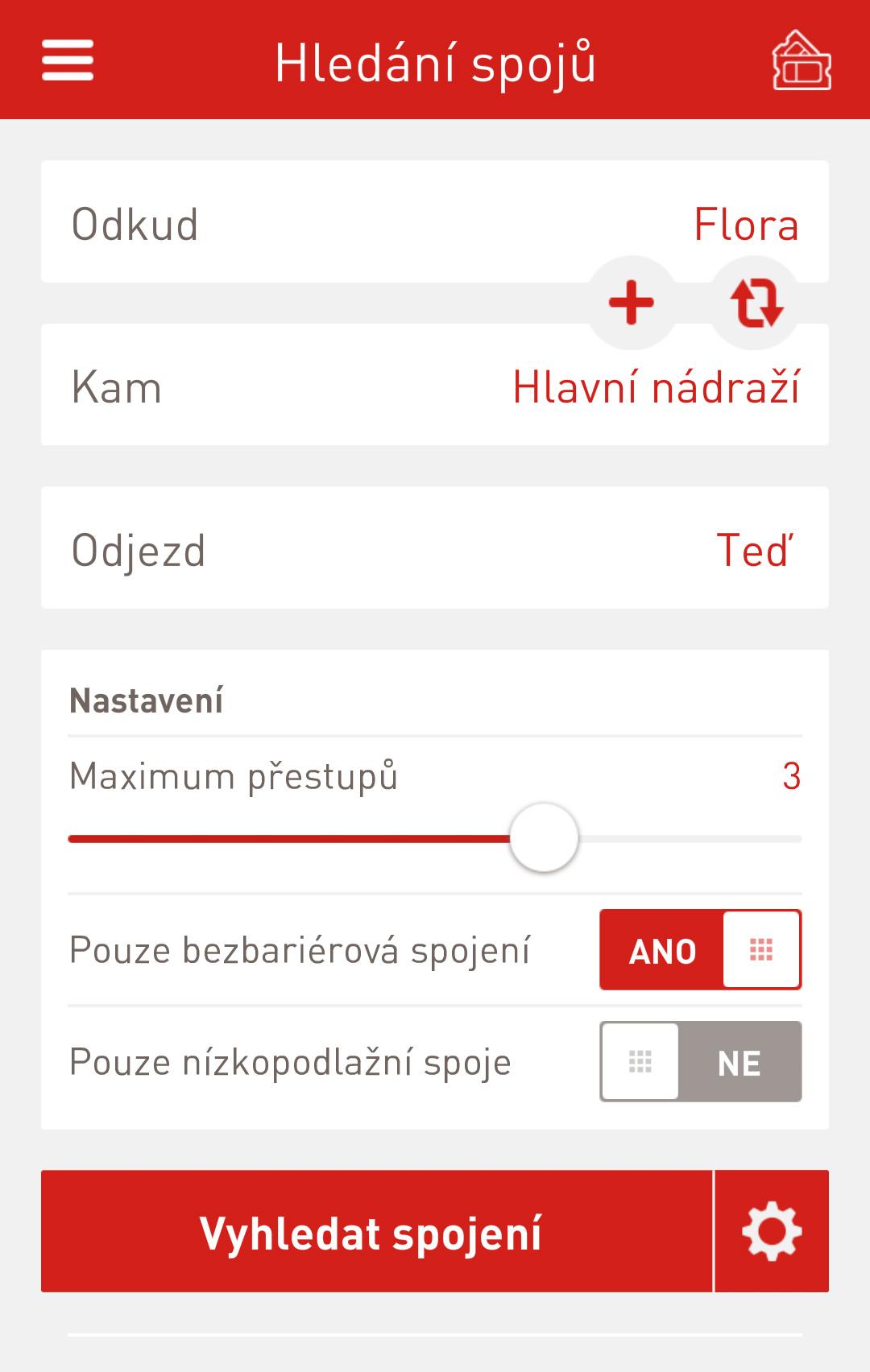 DPP - aplikace screenshot 9