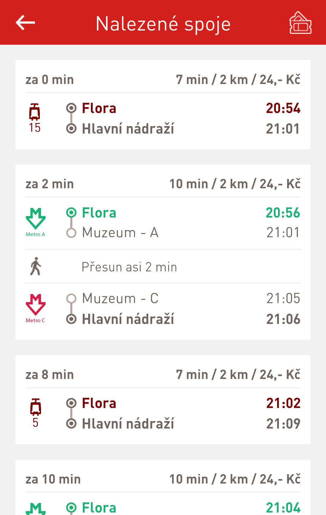 DPP - aplikace screenshot 18